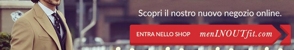Negozio online abbigliamento uomo Roma