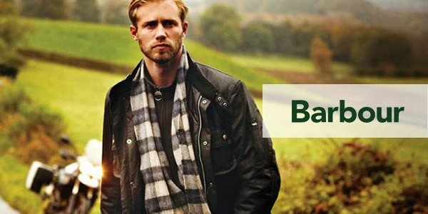 Barbour Store Roma