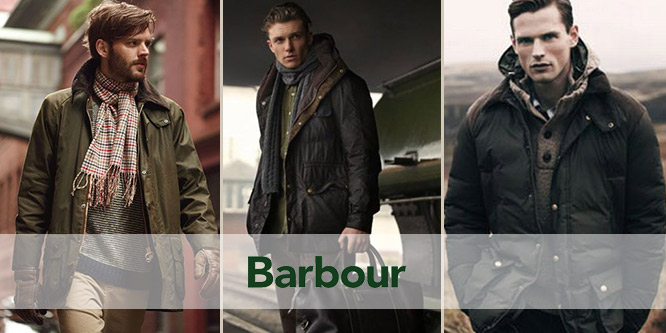 Barbour Giubbino