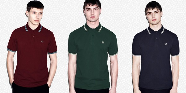 Fred Perry Roma
