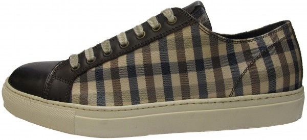 Scarpa Sneakers Aquascutum Abbigliamento Negozio Roma