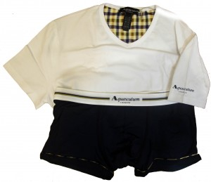 Aquascutum of London Underwear Abbigliamento Roma