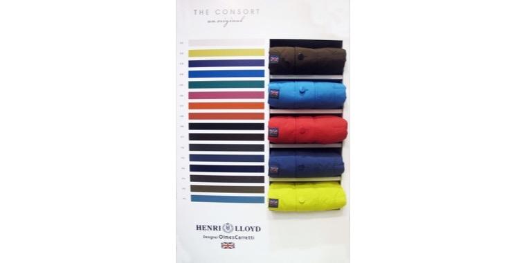 consort jackett henry lloyd colori