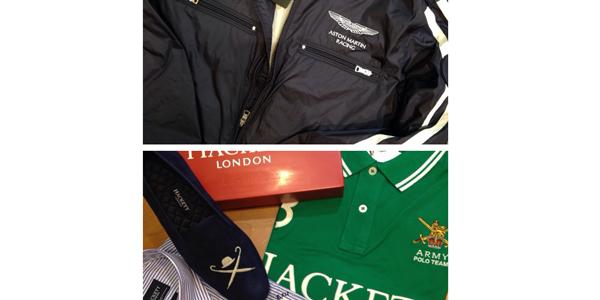 Hackett Abbigliamento Nuova Collezione