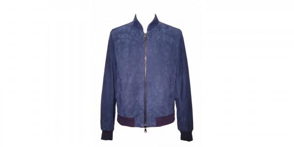 giacche-in-pelle-blu