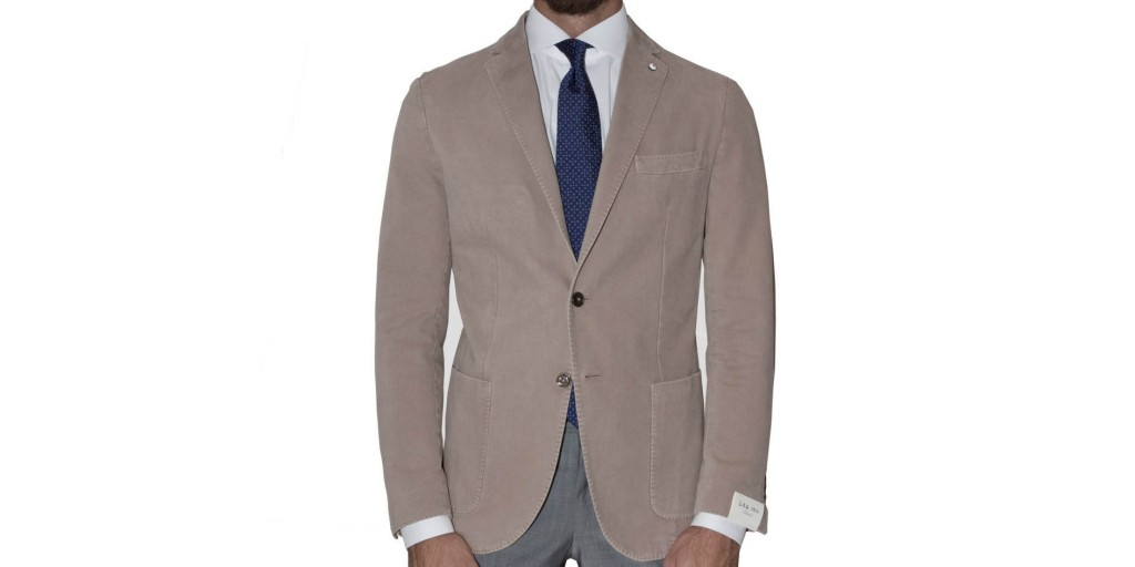 Giacca Lubiam 1911 beige
