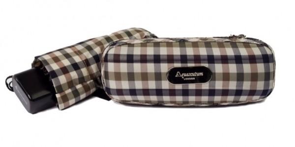 Ombrello Aquascutum con custodia