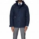 consort jacket henri lloyd fronte blu lana