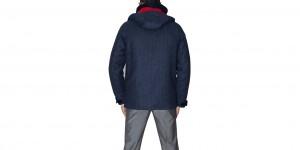 consort jacket henri lloyd retro blu lana