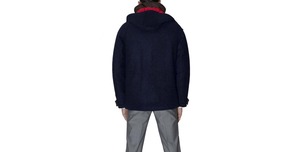 consort jacket henri lloyd retro nero