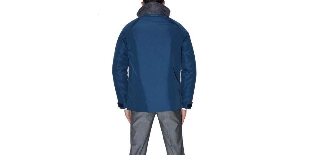 consort jacket henri lloyd retro celeste