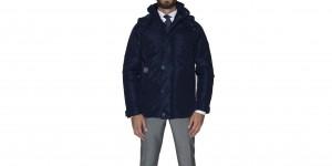 consort jacket henri lloyd fronte blu scuro