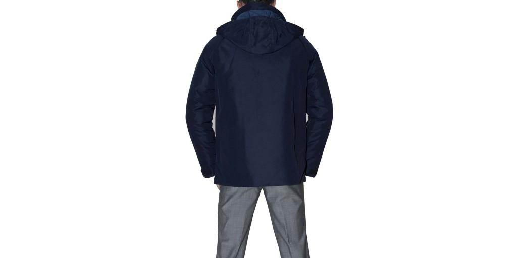 consort jacket henri lloyd retro blu scuro