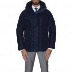 consort jacket henri lloyd fronte blu