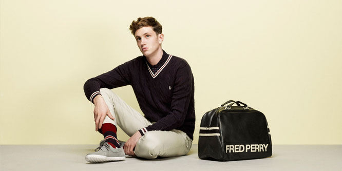 Fred Perry Shop Online Uomo
