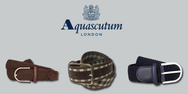 cinture-aquascutum-new