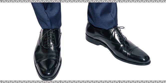 scarpe uomo artigianali fatte a mano