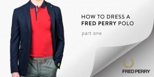 come indossare una polo fred perry