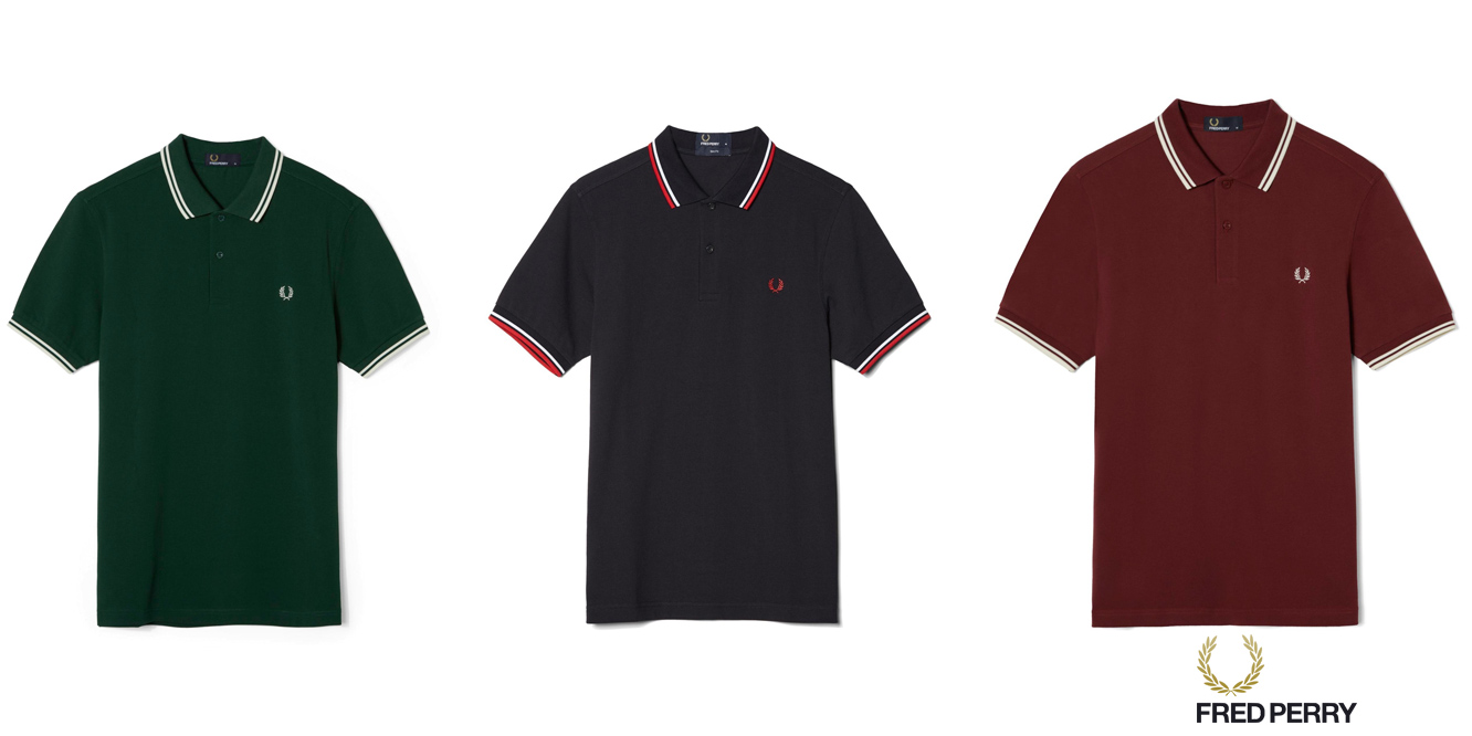 Come indossare una Polo Fred Perry 2