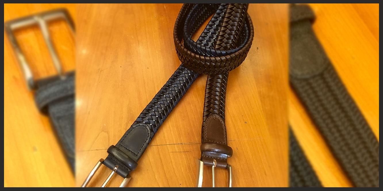 cinture elastiche uomo