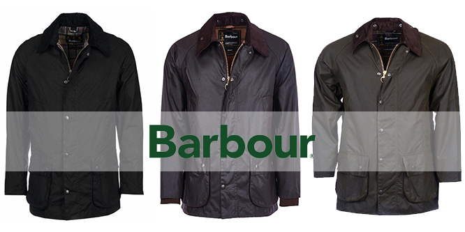 Barbour-Ashby Beaufort Bedale Roma