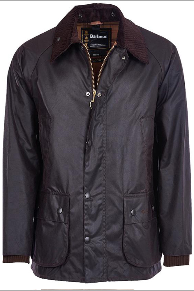 Differenze modelli Barbour Ashby, Beaufort e Bedale