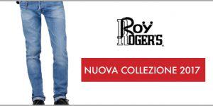Roy Roger's Nuova Collezione 2017