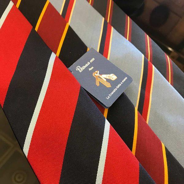 cravatte petronius roma