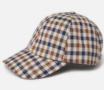 cappello baseball aquascutum