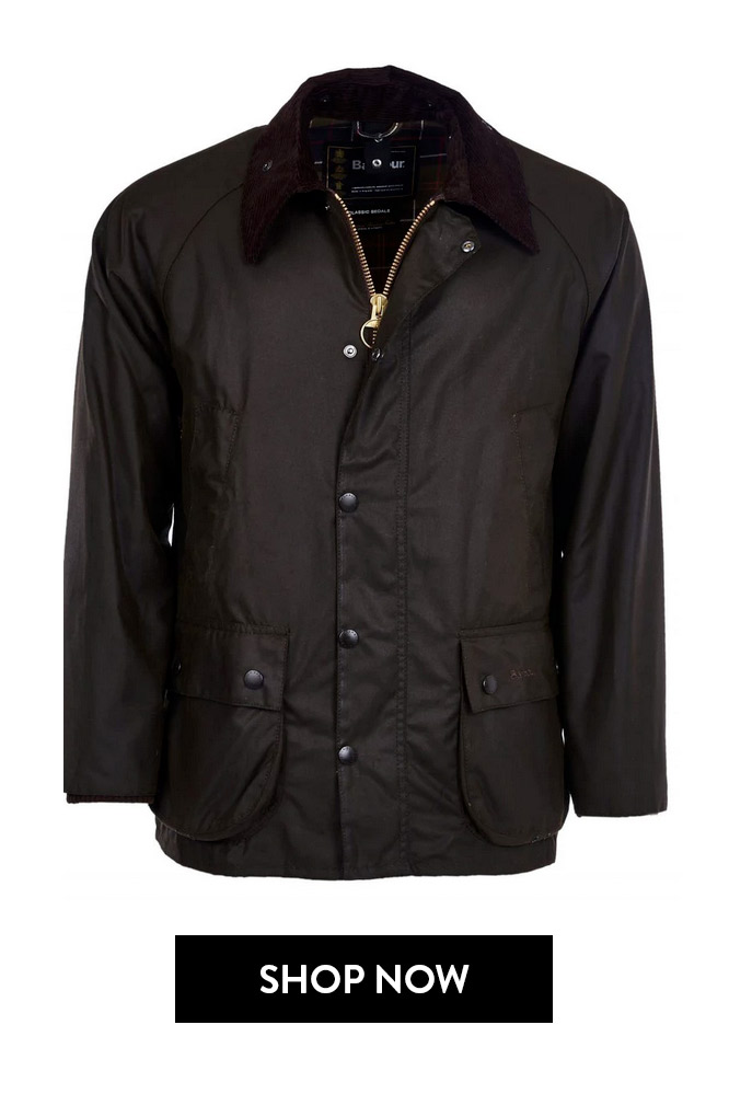 barbour bedale roma verde