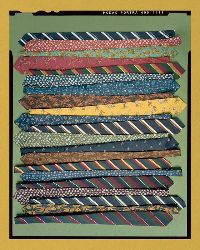 Drake's Roma Art Cravatte
