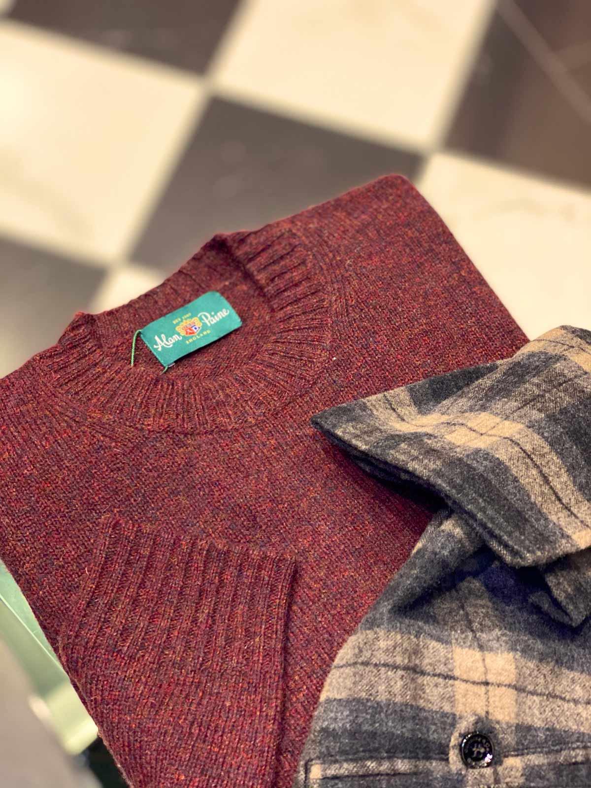 Come scegliere il maglione Alan Paine in base al proprio stile