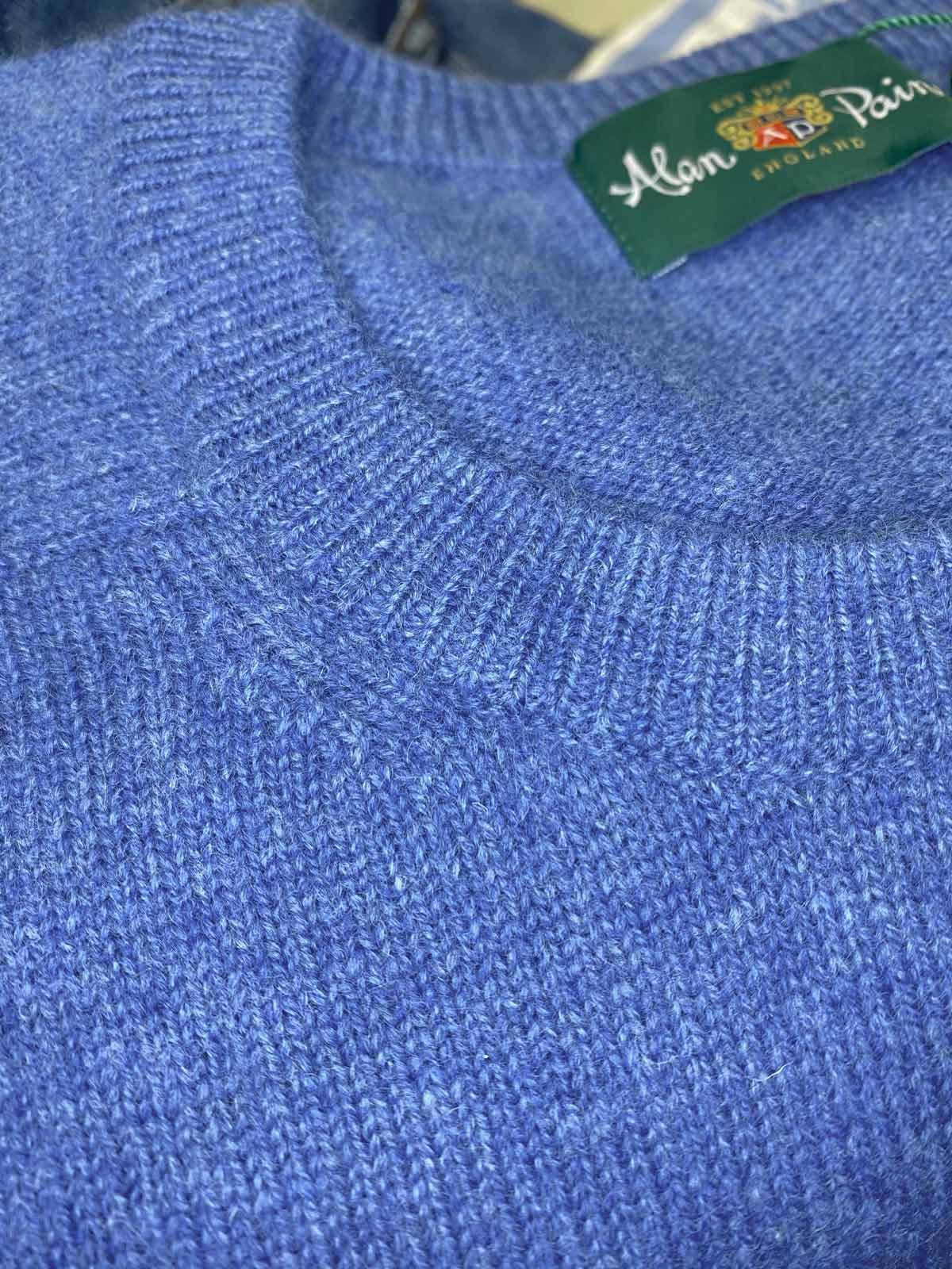 come scegliere il maglione alan paine